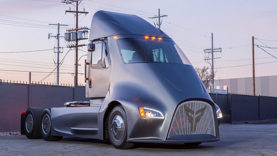 Thor Trucks rakip oldu